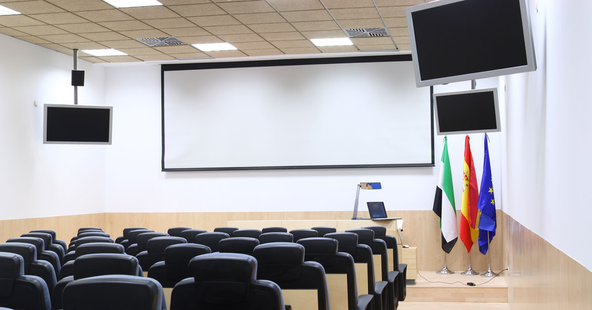 Audio-Visual Equipped Conference Room